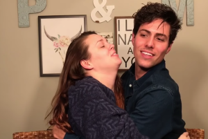 Christian couple explain why they think hugging is off-limits while dating
