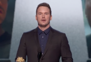 Chris Pratt says nothing fills his soul more than sharing his Christian faith with others