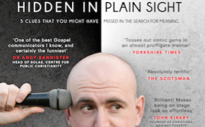 Laughter lines: How a Christian comedian is tackling the 21st century's search for meaning