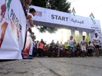 Why run a half marathon just 2 months after finishing breast cancer treatment –in Bethlehem?