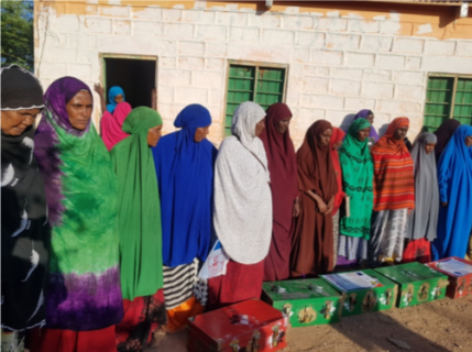 Somaliland: A helping hand for resilient women can transform whole communities