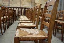 church-chairs