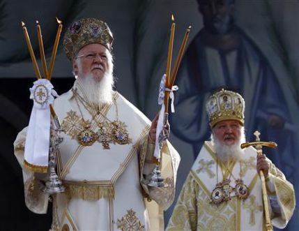 Patriarchs in conflict: Could Ukraine's divisions cause a schism in the Orthodox Church?