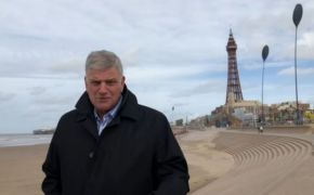 Protests greet Franklin Graham during visit to Britain for 'Festival of Hope'