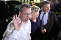 The reality of persecution is 'very, very difficult', says American pastor imprisoned in Turkey