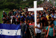 Migrant caravan needs a 'holistic and comprehensive human rights approach'