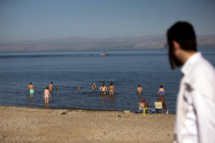 Can Israel save the dying Sea of Galilee?