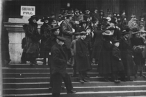 Why did Christians support the First World War?
