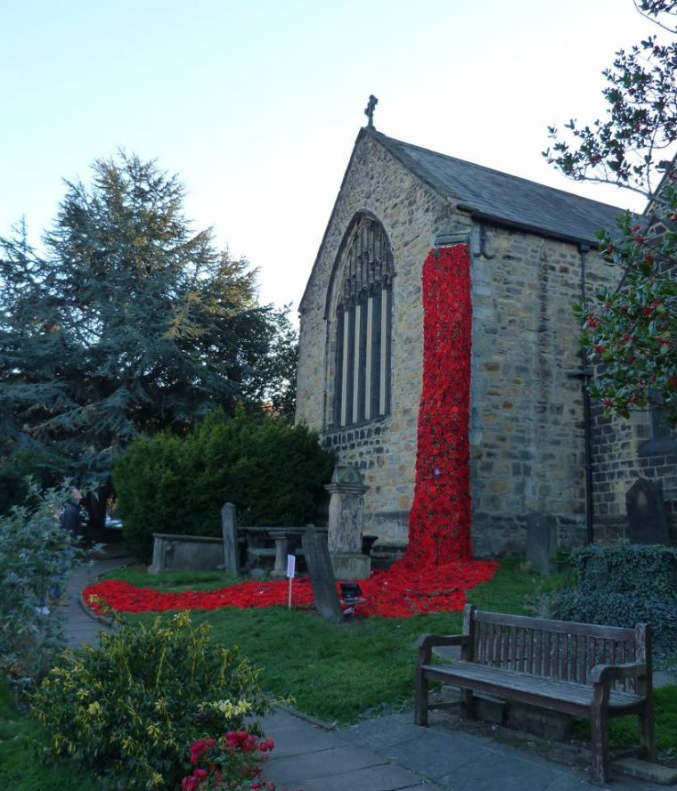 Remembrance Sunday Otley