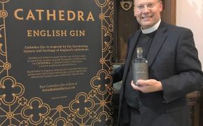 Ecclesiastical entrepreneur's latest venture: Cathedral branded gin