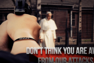 As Christmas looms, ISIS again threatens attack on Pope Francis