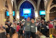 Thousands turn out for Tearfund's Big Quiz Night