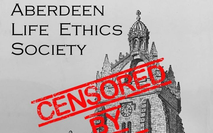 Pro-life student group wins right to presence on Aberdeen University campus after legal challenge