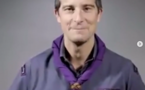 Bear Grylls: Scouts can save children from extremism and radicalisation