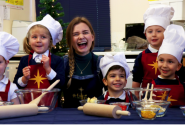 Bake Off star Martha Collison urges families to #FollowTheStar this Christmas