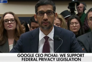 Google chief executive denies political bias against conservatives