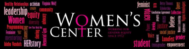 women's center university of Idaho