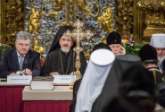 Ukraine church council names new leader in decisive split from Moscow