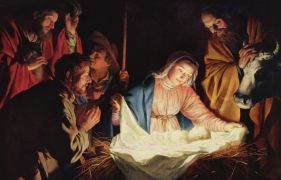 No room at the inn? Why Jesus was really laid in a manger