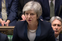 May expected to set date for her departure in exchange for getting her Brexit deal passed