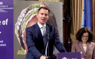 Level of Christian persecution in the world is 'extraordinary', says Foreign Secretary Jeremy Hunt