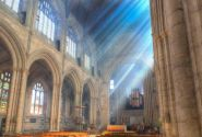 Sound and light to fill Ripon Cathedral in commemoration of first steps on the moon 50 years ago
