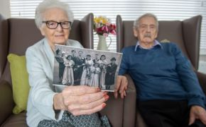 95-year-olds share key to happy marriage as they celebrate their 75th Valentine's Day together