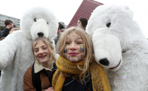 Christian Aid: Let's hear the voices of schoolchildren striking over climate change