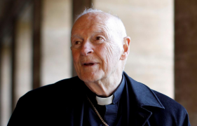 Even after being defrocked, Theodore McCarrick will continue to be a Catholic priest