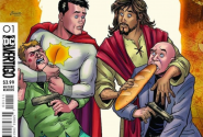 DC Comics pulls plug on Jesus comic series after over 230,000 people complain