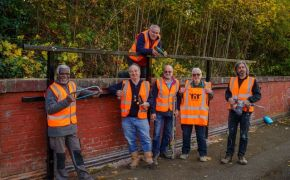 How one church is using handy work to tackle men's isolation