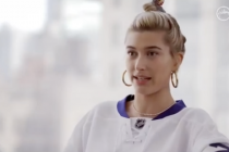 'Jesus is a real thing for me,' says Hailey Bieber