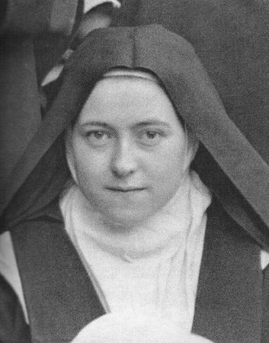 St Therese of Lisieux.