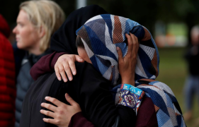 Accounts of heroism emerge from New Zealand mosque killings