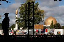 Police file New Zealand's first terrorism charge over mosque shootings