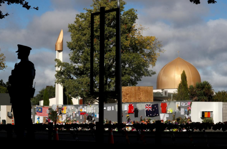 Masjid New Zealand Pinterest: Christians And Muslims Stand Together To Remember Victims