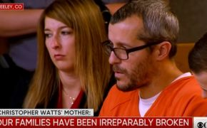 Man given life sentence for murder of wife and two children claims he's found God in prison
