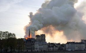 'We'll rebuild this cathedral:' Macron's vow after fire ravages Notre-Dame
