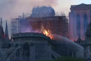Prayers for Paris as city grieves devastating fire at Notre-Dame Cathedral