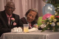 Couple married for 82 years: church is a 'must in our house'