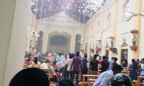 It's time to recognise 'anti-Christianism', says UK Coptic leader after Sri Lanka church attacks