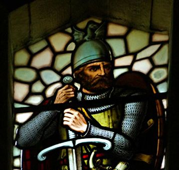 Vandalism of chapel associated with William Wallace is a 'disgrace', says local councillor