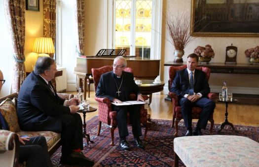 US and UK should use foreign policy to help persecuted Christians, say Church leaders