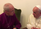 Archbishop of Canterbury interviews Pope Francis for Thy Kingdom Come
