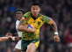 Israel Folau reaches settlement with Rugby Australia over 'hell awaits' Instagram post