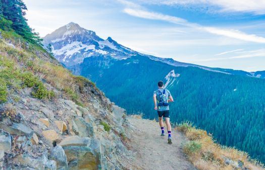 Ultra marathon or gentle pilgrimage - which one is more worthy of sponsoring?