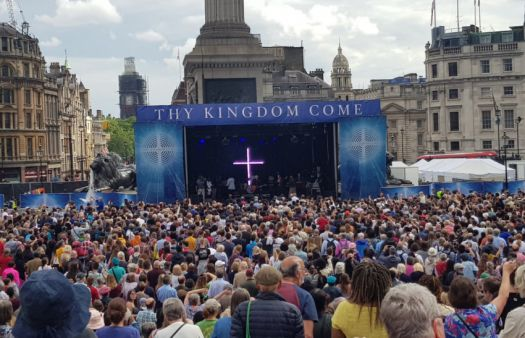 Archbishops' movement inspiring Christians worldwide to pray for friends and family