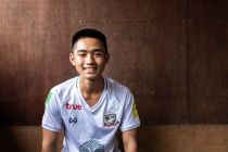 A year after the dramatic Thai cave rescue, life is bright for 14-year-old Adun