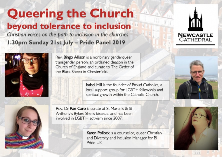 Queering the Church