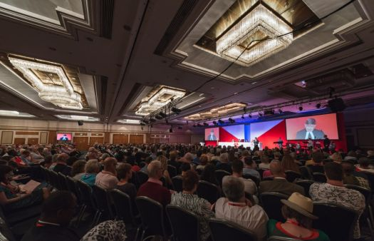 Methodist evangelicals urged to stay and engage after Church moves towards gay blessings